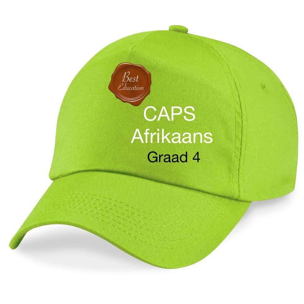 Graad 4 Afrikaans CAPS