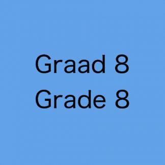 Graad-8-Grade-8-e-classroom