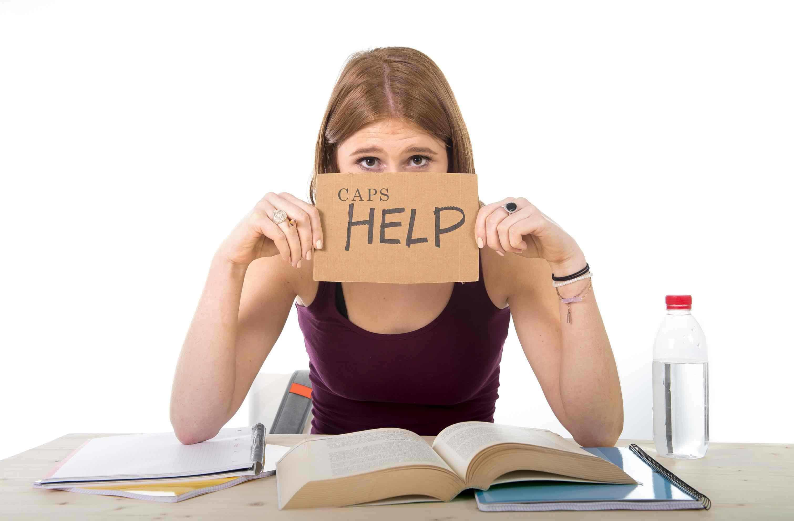 CAPS exam November eksamens