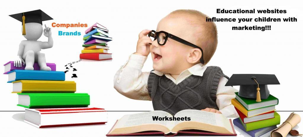 educational websites e-classroom resources and worksheets make influence your child