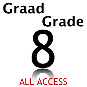Grade 8 Graad 8 All access to CAPS resources