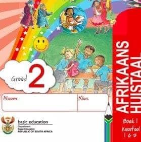 Gr. 2 Rainbow Afrikaans HL Boek 1 (9de uitgawe)