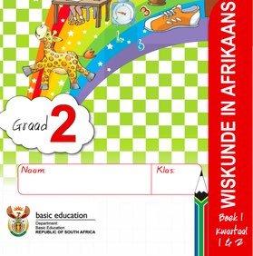 Gr. 2 Rainbow Wiskunde Boek 1