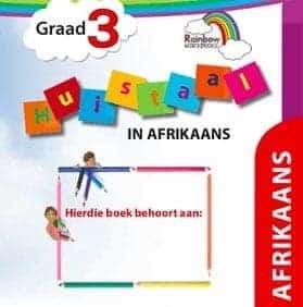Gr. 3 Rainbow Afrikaans HL Boek 1 (9de uitgawe)