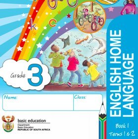 Gr. 3 Rainbow English HL Book 1