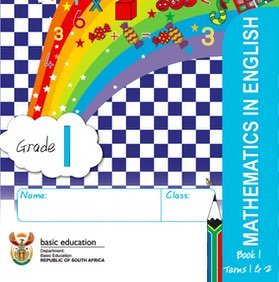 Gr. 1 CAPS Maths Book 1