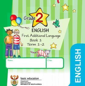 Gr. 2 CAPS English FAL Book 1