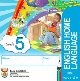 Gr. 5 Rainbow English HL Book 1