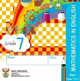 Gr. 7 CAPS Rainbow Maths Book 1
