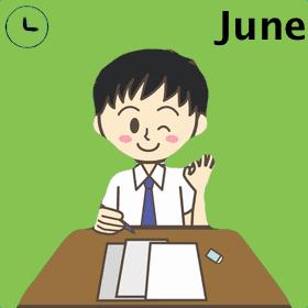 June Exams and memos