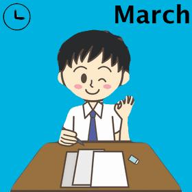 March Exams and memos