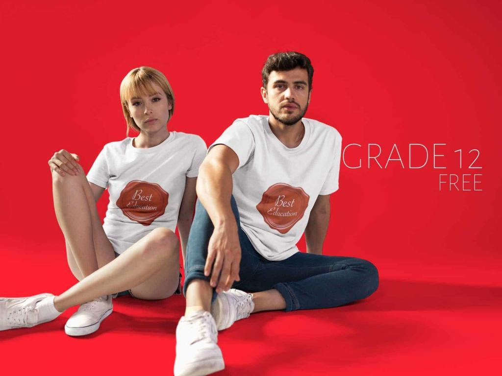FREE Download Grade 12 Gratis Gr 12